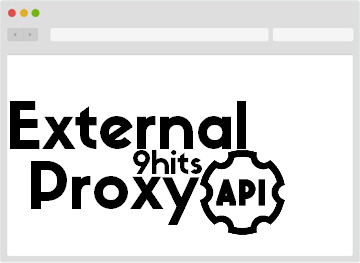 External Proxy API